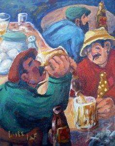 La beuverie